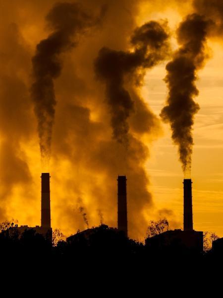 Poluição está ligada ao aumento nos casos de enfisema nos EUA - iStock