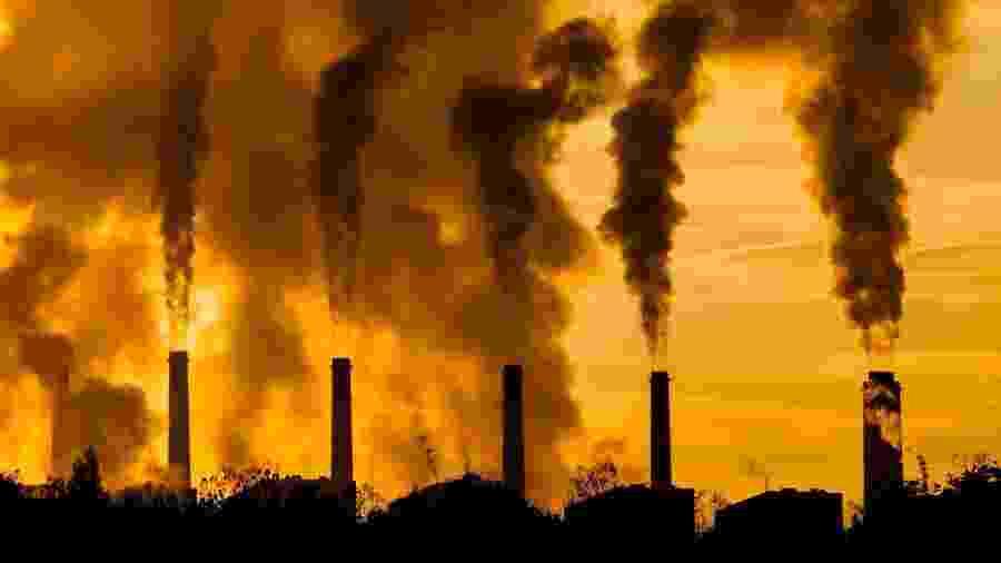 Poluição aumentou as mortes no País na última década - iStock