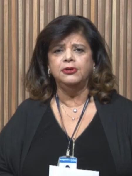 """Luiza Helena Trajano, líder do Magazine Luiza, em vídeo interno para funcionários: """"Eu venho aqui hoje para, primeiro, lamentar profundamente, e por não querer me omitir mais"""", diz em vídeo - Reprodução"""