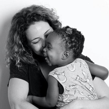 Leandra Leal com a filha, Julia - Reprodução/Instagram/leandraleal