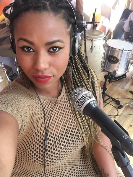 Grazzi Brasil é intérprete da Vai-Vai e comandará samba-enredo em 2018 - Instagram/Reprodução