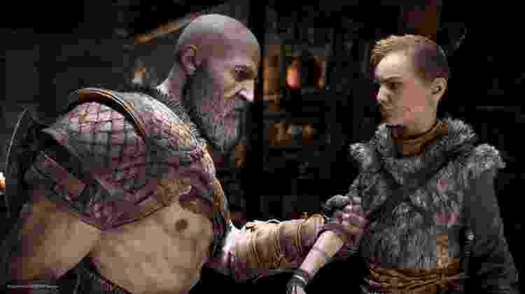 God of War PS4 - Divulgação - Divulgação