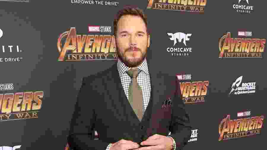 Chris Pratt - Getty Images