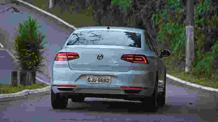 Volkswagen Passat - Murilo Góes/UOL - Murilo Góes/UOL