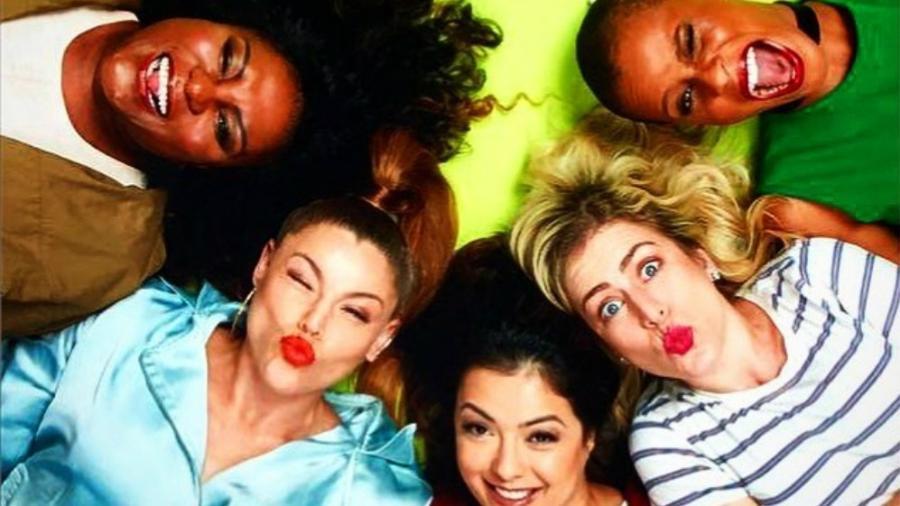 As cantoras do grupo Rouge - Reprodução/Instagram