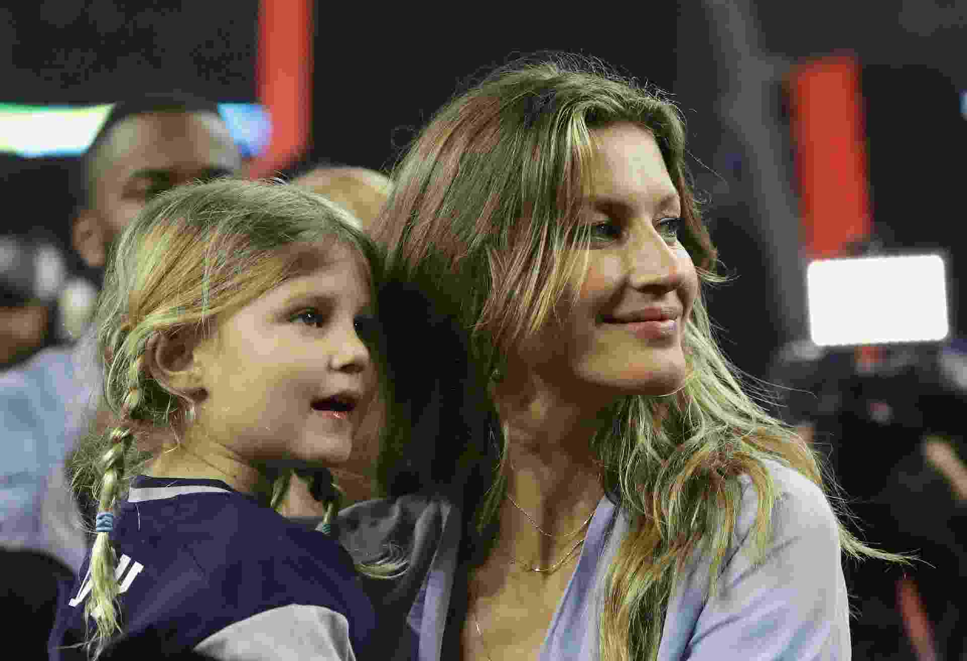 Gisele Bündchen e Vivian Lake - Getty Images