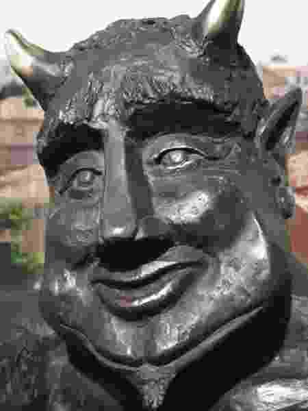 segovia - Prefeitura de Segovia/Divulgação via BBC - Prefeitura de Segovia/Divulgação via BBC