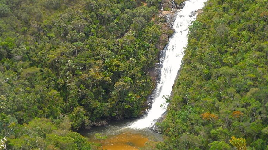O Parque Nacional da Serra da Bocaina é uma das nove unidades de conservação que passam a integrar programa de privatizações - Divulgação/MW Trekking