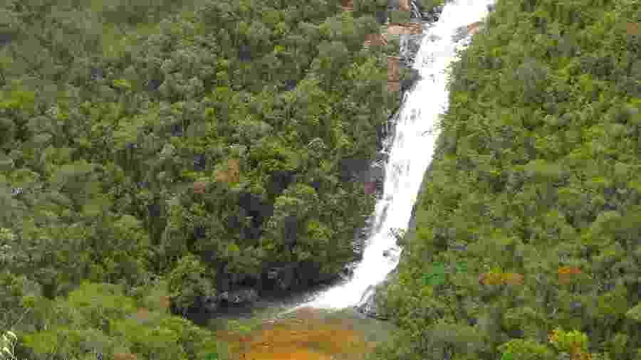 Parque Nacional da Serra da Bocaina - Divulgação/MW Trekking