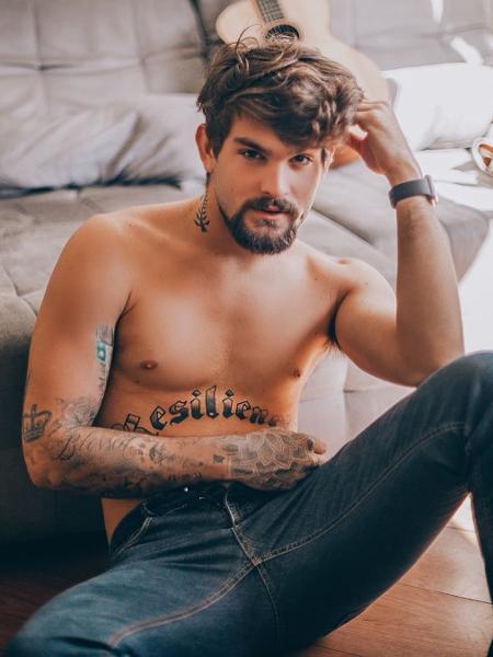 João Lucas, filho do cantor Saulo Fernandes, fará a sua estreia na TV  - Reprodução/Instagram