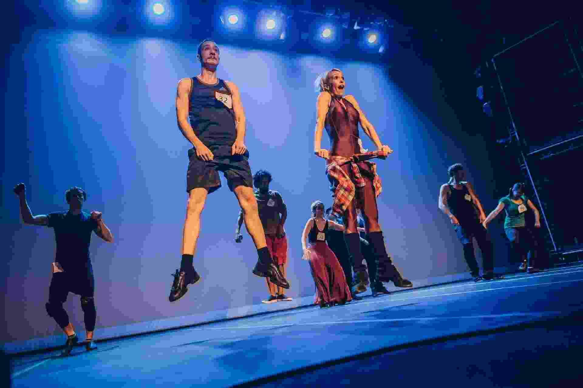 """Audição de """"Chaves - Um Tributo Musical"""", no teatro Opus, em São Paulo - Stephan Solon/Divulgação"""