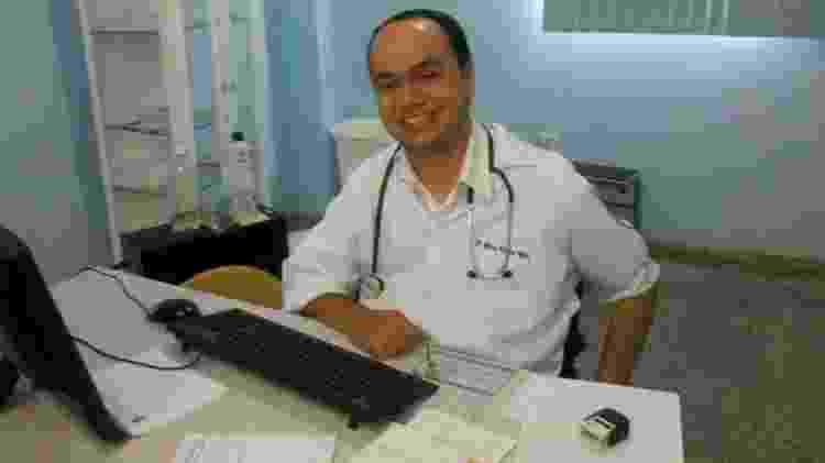 Medico 2 - Acervo pessoal  - Acervo pessoal