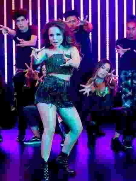 Larissa Manoela no clipe de Hoje a Noite é Nossa - Divulgação - Divulgação