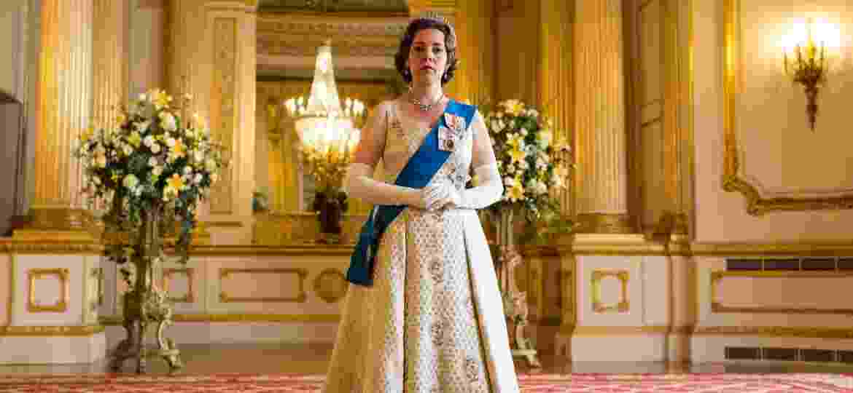 Olivia Colman como a rainha Elizabeth 2ª em The Crown - Sophie Mutevelian/Netflix