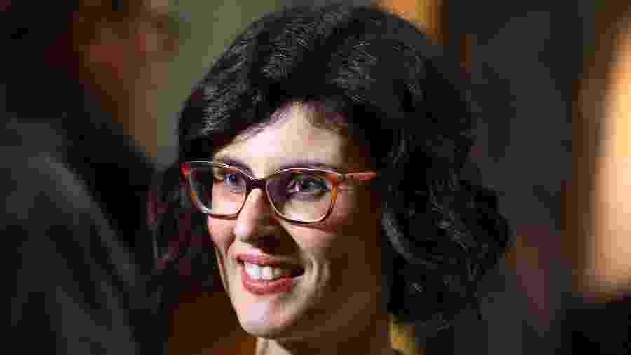 Layla Moran é a primeira pessoa assumidamente pansexual a ser membro do Parlamento britânico - Tom Nicholson/Reuters