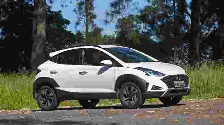 Hyundai HB20X - Murilo Góes/UOL - Murilo Góes/UOL