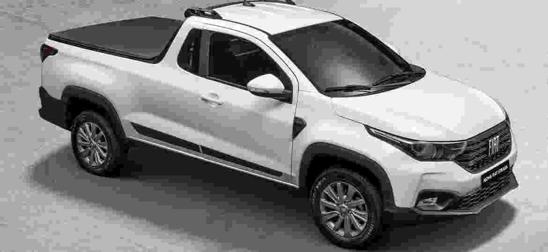 Fiat diz que cabine da Strada tem o triplo de espaço da antecessora - Divulgação
