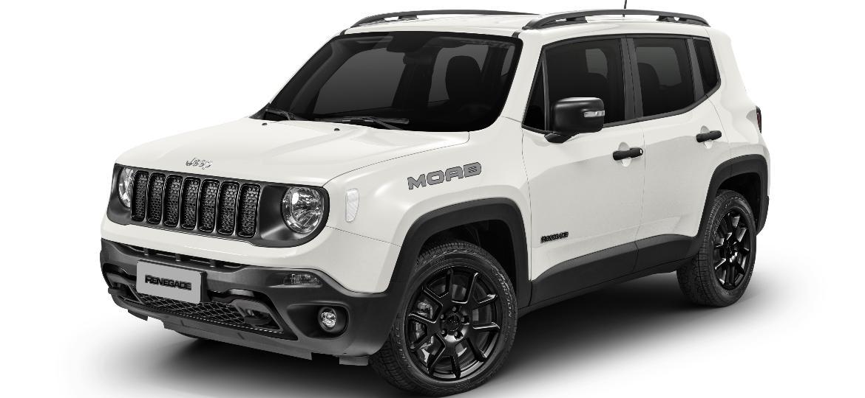Renegade Moab já está à venda nas concessionárias Jeep - Divulgação