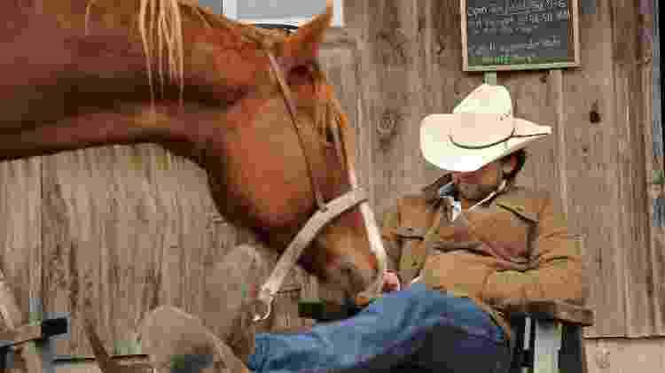 """cavaleiro das américas - """"primeiro brasileiro a percorrer América a cavalo"""" - Arquivo pessoal - Arquivo pessoal"""