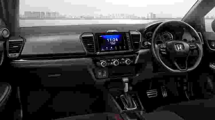Honda City Hatch 3 - Divulgação - Divulgação