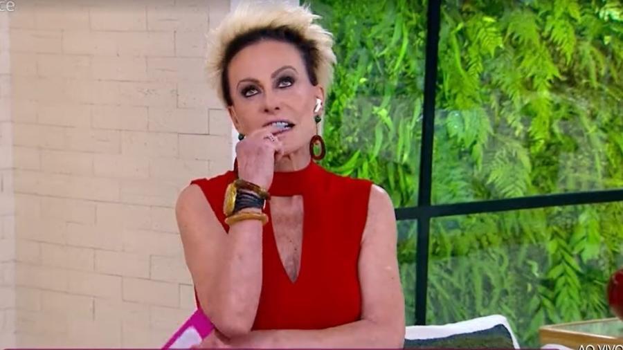 """Ana Maria Braga entrevistou eliminados do """"BBB 21"""" - Reprodução/TV Globo"""