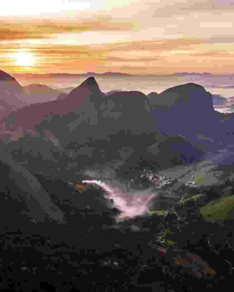 Burama, distrito de Cachoeiro do Itapemirim, no Espírito Santo - Getty Images/iStockphoto - Getty Images/iStockphoto