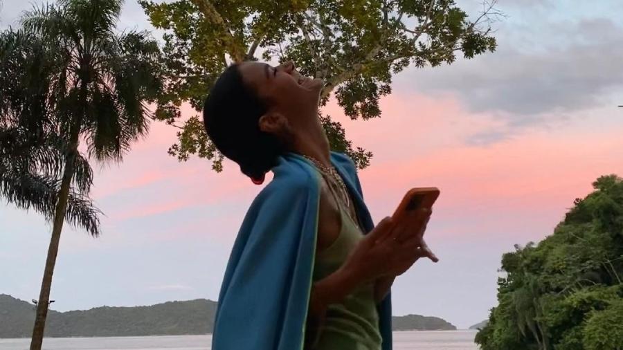 Bruna Marquezine em viagem  - Reprodução/Instagram