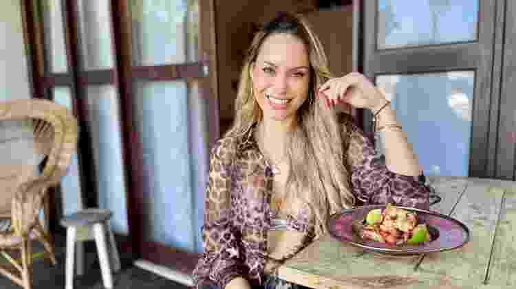 Sarah Andrade - Divulgação/Agência Fred Pontes - Divulgação/Agência Fred Pontes