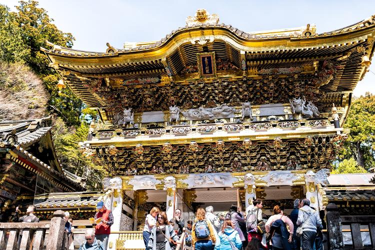 Templo Toshoku, M Niko - Getty Images - Getty Images
