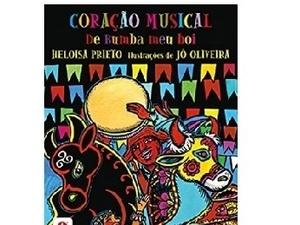 Coração Musical do Bumba Meu Boi - Divulgação - Divulgação