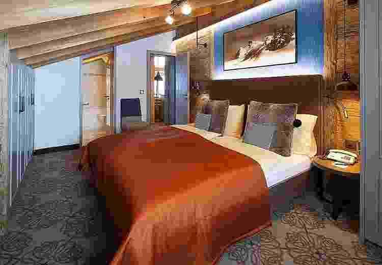 Resort de ski Murren é obcecado por James Bond (6) - Divulgação - Divulgação