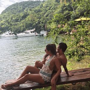 24.set.2015 - Veja momentos íntimos da vida de Andressa Ferreira e Thammy Miranda - Reprodução/Instagram andressaferreira_oficial