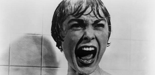 """Janet Leigh em """"Psicose"""" (1960): clássicos de Alfred Hitchcock serão inspiração para nova série - Divulgação"""