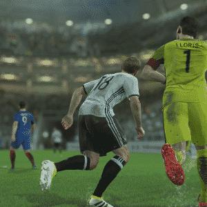 Pro Evolution Soccer 2017 - Divulgação