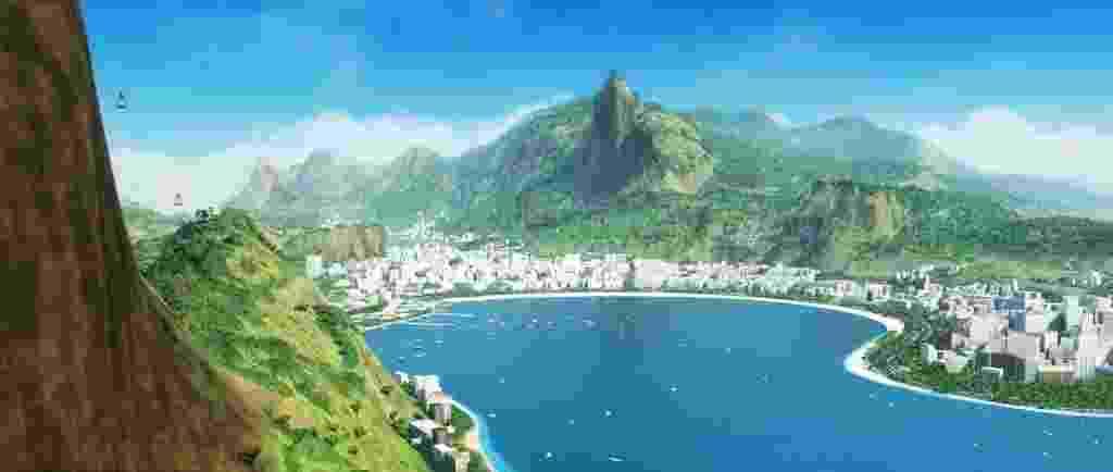"""Cena do filme """"Rio"""" (2011) - Divulgação"""