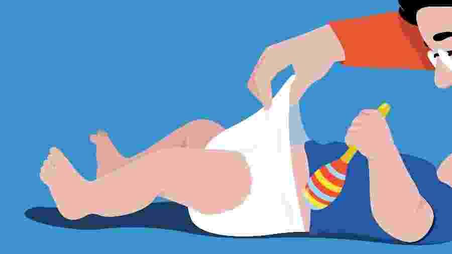 Dúvidas sobre a normalidade do tamanho do pênis das crianças são comuns nos consultórios dos pediatras - Anna Parini/The New York Times/Reprodução