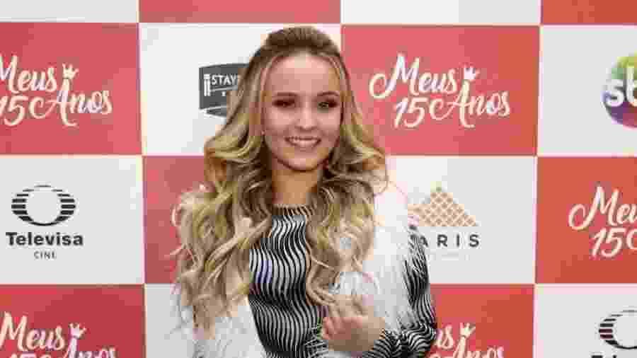 Larissa Manoela fará show de lançamento de DVD no Espaço das Américas - Manuela Scarpa/Brazil News