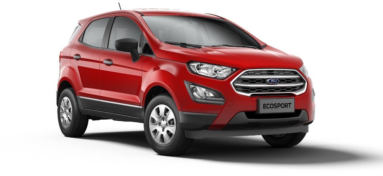 Ford EcoSport SE Direct 1.5 Flex - Divulgação