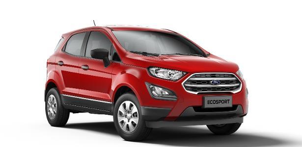 Ford EcoSport SE Direct 1.5 Flex