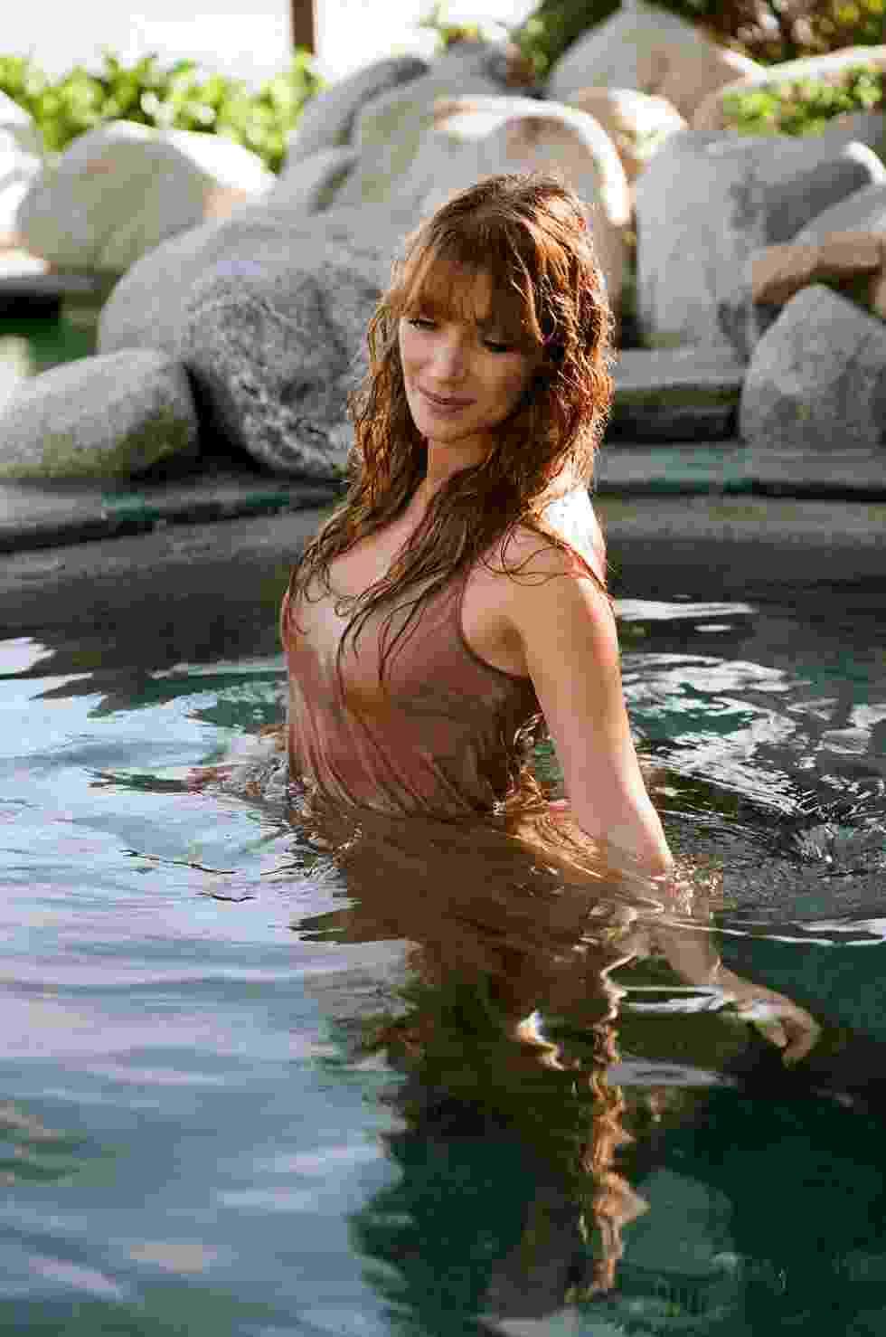 """O ensaio de Jane Seymour para a """"Playboy"""" - Divulgação/Playboy"""