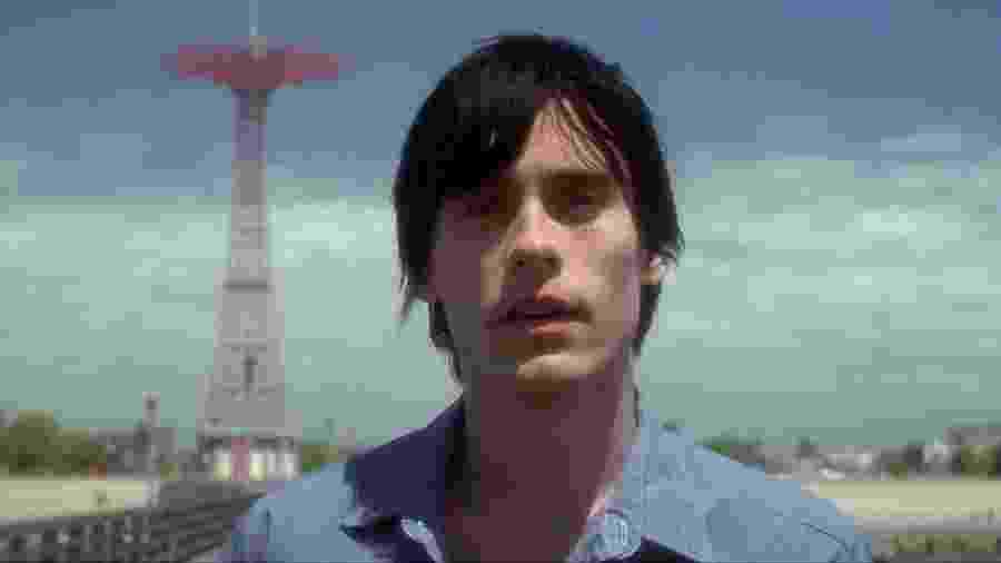 """Jared Leto em """"Réquiem para um Sonho"""" - Divulgação"""