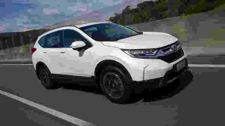 Honda CR-V - Murilo Góes/UOL - Murilo Góes/UOL