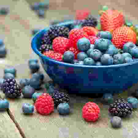 Frutas vermelhas - iStock - iStock