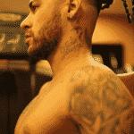Há dois meses, Neymar adotou brevemente os dreads. - Reprodução/Instagram