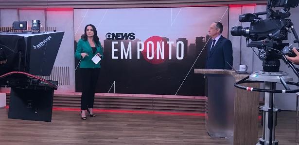 Ricardo Feltrin   GloboNews perde ibope pelo 4º mês seguido