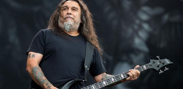 Tom Araya, líder do Slayer e abertamente conservador