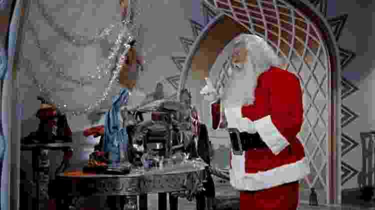 """Cena de """"Santa Claus"""", de 1959 - Reprodução - Reprodução"""