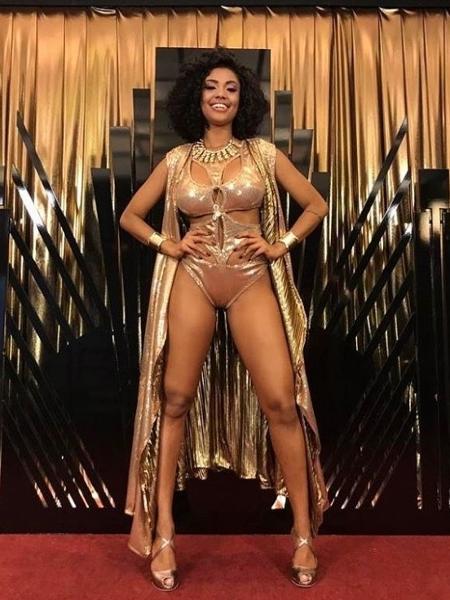 Pâmella Gomes enfrentará jornada tripla no Carnaval de 2019 - Instagram/Reprodução