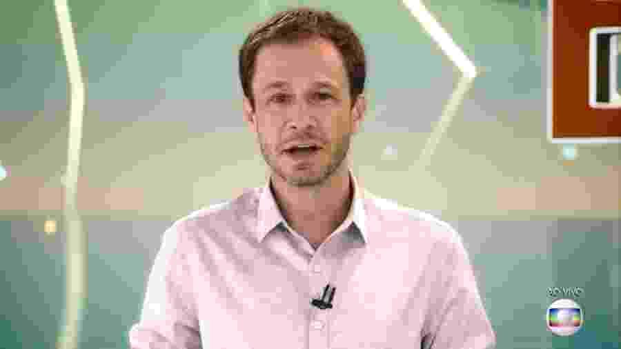 """Tiago Leifert conversa com o público do """"BBB19"""" - Reprodução/TvGlobo"""