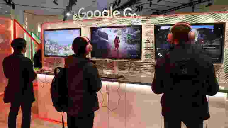 Google Stadia teste - Justin Sullivan/Getty/AFP - Justin Sullivan/Getty/AFP